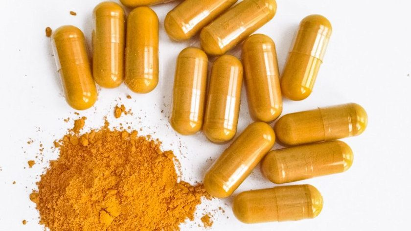 Curcumin Supplements